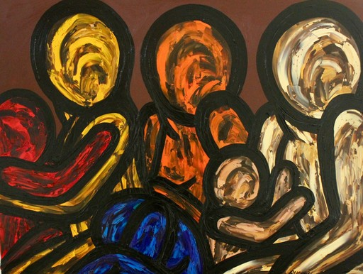 Francesco RUSPOLI - Painting - Longing for the Old Days    (Cat N° 6137)