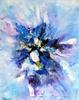 Isabelle VOBMANN (1959) - Blue mystery