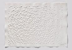 Günther UECKER - Print-Multiple - Huldigung an Hafez Nr. 35