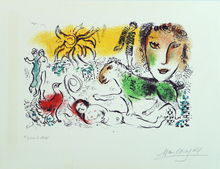 Marc CHAGALL (1887-1985) - XXe siecle N special