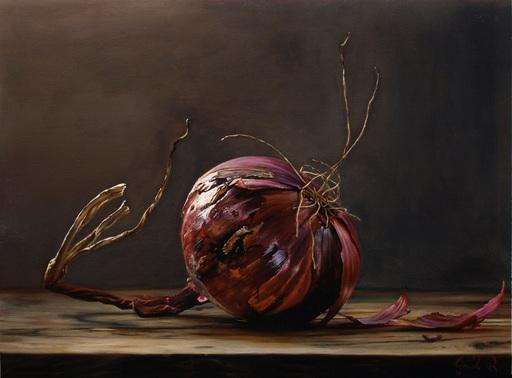Riccardo GIRAUDO - Pintura - Cipolla