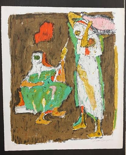 Alois CARIGIET - Print-Multiple - Auf Kreta