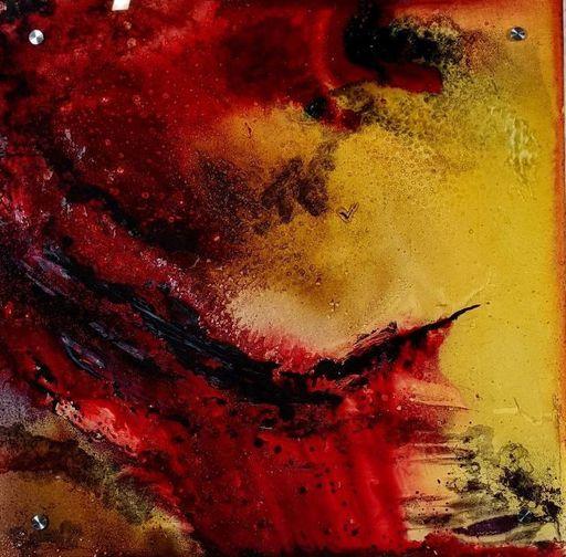 Dann AUBERT - Peinture - Plexi'Dann 2021. 05. 08