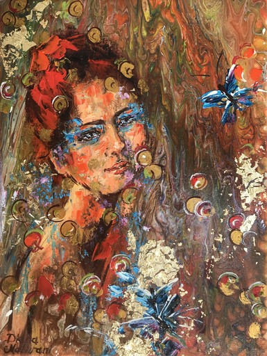 Diana MALIVANI - Pittura - Art de Vivre