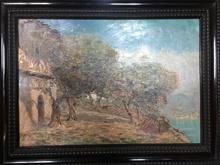 Carlo BRANCACCIO - Pintura - Paisaje