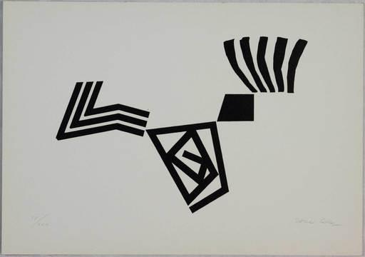 Ettore COLLA - Druckgrafik-Multiple - Untitled