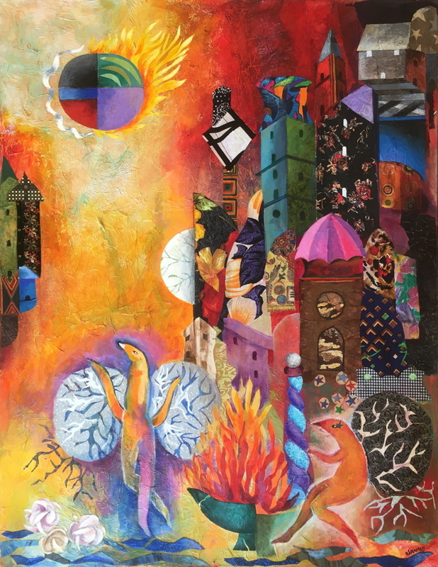 OSANNE - Pintura - Les Serenos