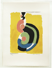 Sonia DELAUNAY-TERK - Print-Multiple - Untitled