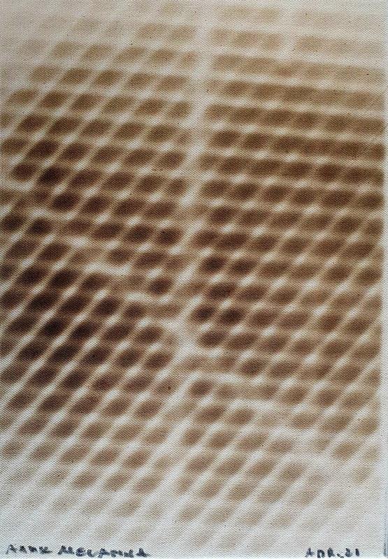 Alexander MELAMID - Pintura - Smell of Abstract Art 2