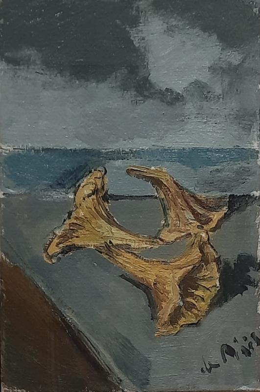 Filippo DE PISIS - Pittura - Natura morta
