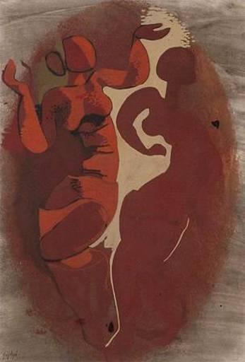 Manolo RUIZ PIPO - Pintura - Les danseuses