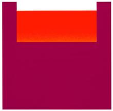 Rupprecht GEIGER - Grabado - all die roten farben 11