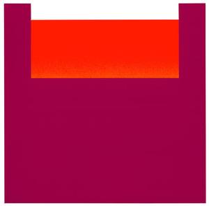 Rupprecht GEIGER - Estampe-Multiple - all die roten farben 11