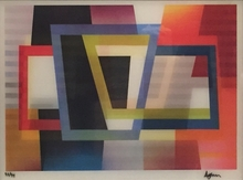 Yaacov AGAM (1928) - Becoming ABC