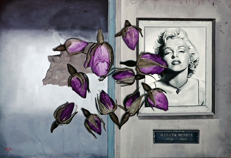 Jorge PÉREZ PARADA - Pittura - For ever