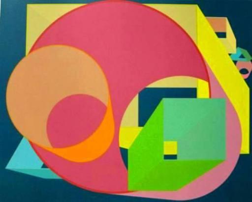 Al HELD - Print-Multiple - Scholes I
