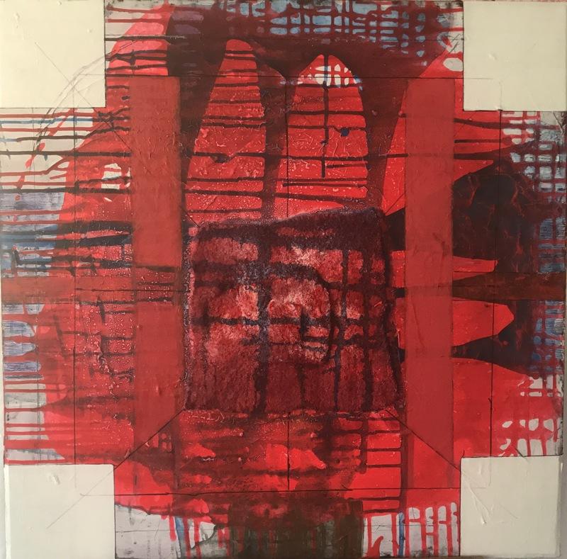 Danielle WAUTHIER - Gemälde - Sans titre