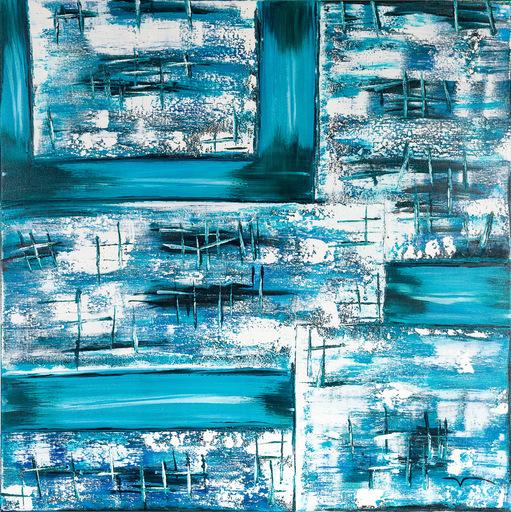 Marie-Anne DECAMP - Pittura - Very Blue
