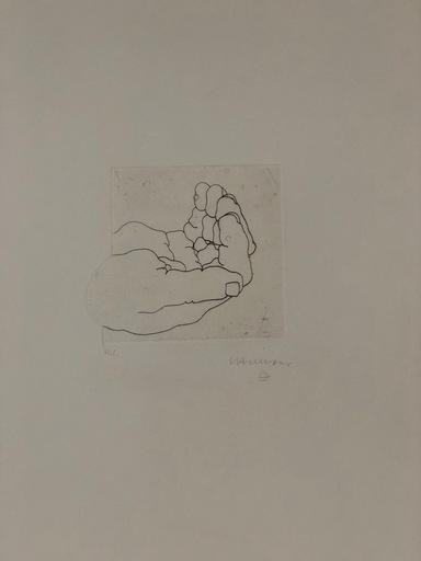 Eduardo CHILLIDA - Print-Multiple - Esku XXII