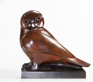 François GALOYER - Sculpture-Volume - L'Aegothele