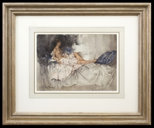 William Russell FLINT - Drawing-Watercolor - Amythist