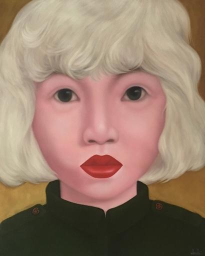 Jo CHANCHAI - Painting - Eastern Beauties XIX