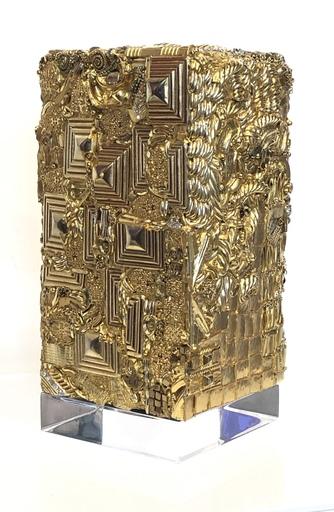BOROSKI - Sculpture-Volume - fragmentation 4