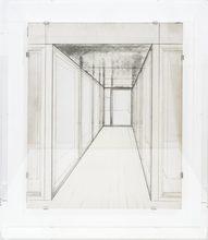 克里斯托 - 版画 - Corridor Store Front