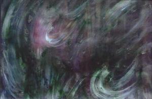 Didier ANGELS - Peinture - La tendresse du poète
