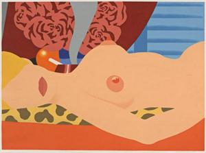 Tom WESSELMANN, Great American Nude