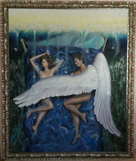 Svitlana SEMANIV - Gemälde - Protected