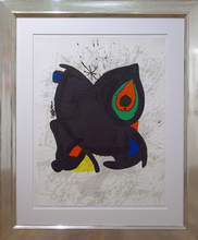 Joan MIRO - Print-Multiple - Grand Palais