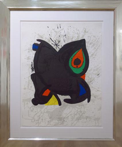 Joan MIRO - Print-Multiple - Grand Palais