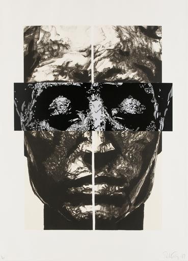 Robert LONGO - Print-Multiple - Solid Vision