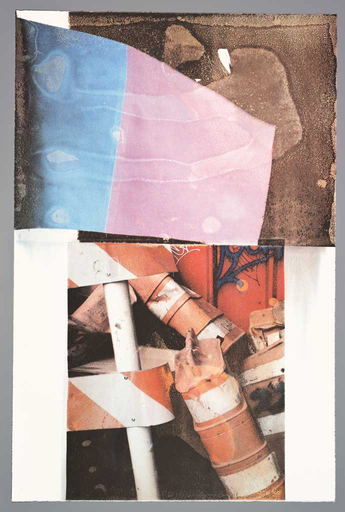 Robert RAUSCHENBERG - Stampa Multiplo - Art