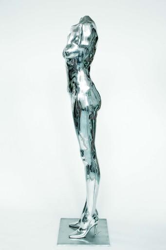 Mauro CORDA - Sculpture-Volume - Le grand travesti