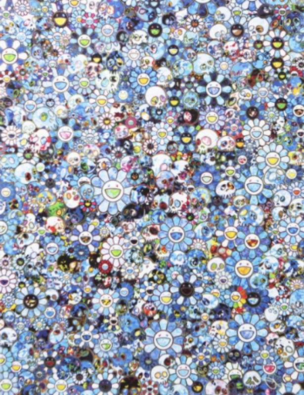 Takashi MURAKAMI - Stampa-Multiplo - Signal