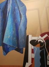EQUIPO CRÓNICA - Painting - La Chaqueta azul