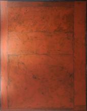 Jean-Pierre PINCEMIN - Peinture - Palissade