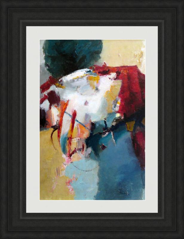 Levan URUSHADZE - Gemälde - Composition # 34