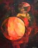 Véronique FARAVEL - Painting - Emergence