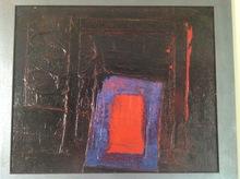 Bernard RANCILLAC - Painting - Toile abstraite avec certificat