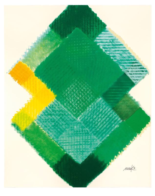 Heinz MACK - Print-Multiple - aus der Mappe:die 12 Stunden, Stunde7