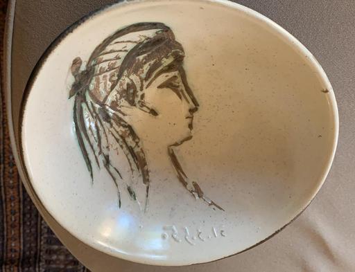 Pablo PICASSO - Ceramiche - Sylvette