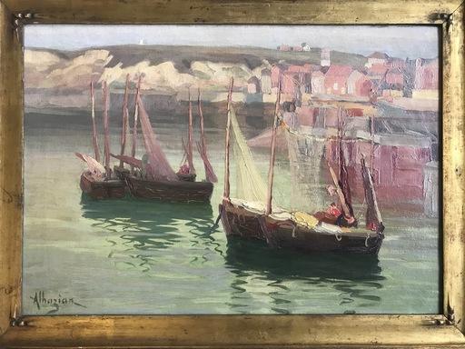 Ohannès ALHAZIAN - Pintura