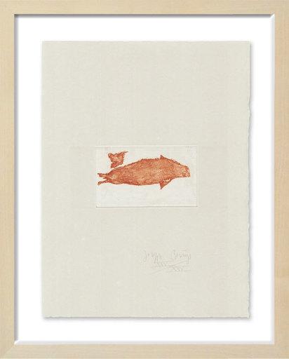 Joseph BEUYS - Print-Multiple - Meerengel Robbe III