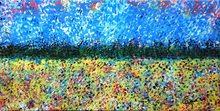 Filippo CHIAPPARA - Peinture - oltre la siepe
