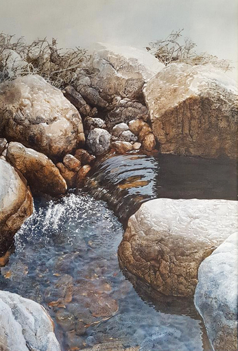 Vinicio PERUGIA - Gemälde - Rio