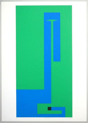 Bruno MUNARI - Print-Multiple - Positivo negativo