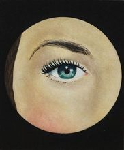 René MAGRITTE - Estampe-Multiple - L'oeil